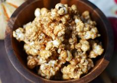 Fall Snacking Recipe: Peanut Butter Popcorn — Recipes from The Kitchn | The Kitchn