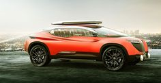 Mahindra Concepts by IED: design gallery - Car Body Design