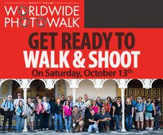 Worldwide Photo Walk - join us!