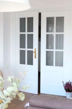 Resultado de imagen para puertas de entrada principal - Pintar aluminio lacado ...
