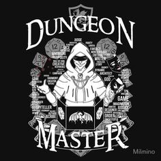 Dungeon Master - White