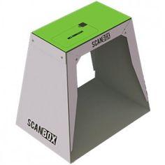Scanbox und Scandock: Das Smartphone als Scanner