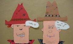 A blog about ART PROJECTS for K-6th grades. Deb Eisenbeisz, Art Teacher