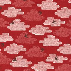 Free as a Bird in dark red from M is for make