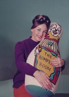 TVW produced the pre-school children's television series Romper Room for Perth consumption. It was directed by Gordon McColl. Miss Claire, Romper Room, Punching Bag, Pre School, Rompers, Retro, Galleries, App, Collection