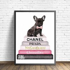 French Bulldog Fashion Canvas Wall Art French Bulldog Fashion Canvas Wall Art Source by rachelnbowen The post French Bulldog Fashion Canvas Wall Art appeared first on Brandt Pet Supplies. French Bulldog Art, French Bulldog Puppies, French Bulldogs, French Bulldog Quotes, English Bulldogs, Dog Poster, Canvas Wall Art, Pugs, Your Dog
