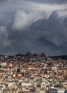 ~ Άνω Πόλη... Ακρόπολη... Επταπύργιο. City Photo, Art, Art Background, Kunst, Gcse Art