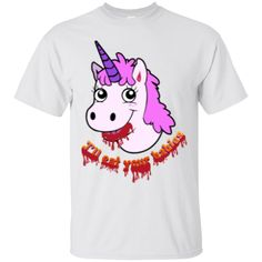 Psycho Unicorn T-Shirt