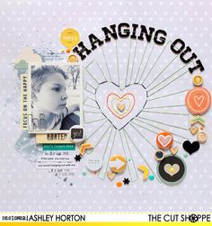 The Cut Shoppe: Hanging Out