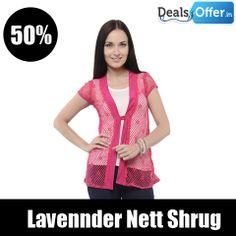 Lavennder Nett Shurg @ 499