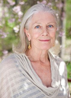 Vanessa Redgrave. I think she's lovelier with age.
