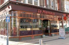 La Pharmacie Restaurant
