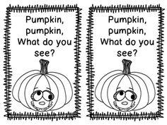 "Reader, ""Pumpkin, Pumpkin: What Do You See?"" (free)"