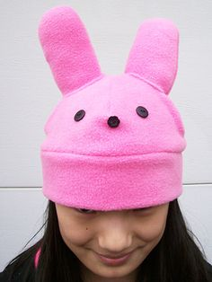 Peeps hat #expressyourpeepsonality