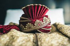Beautiful Hindu Indian North Carolina Wedding by Vesic Photography : indian wedding groom turban The Effective Pictures We Offer You About Groom Outfit casual A quality pi Wedding Men, Wedding Groom, Bride Groom, Wedding Shit, Farm Wedding, Wedding Attire, Wedding Couples, Wedding Dresses, Boho Wedding