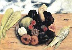fruits de l' la terre - (Frida Kahlo)