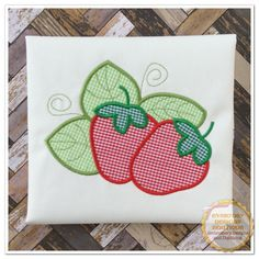Strawberries www.everydaydesignsboutique.com