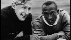 Jesse Owens vid Olympiaden 1936