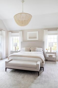 Master Room, Master Bedroom Design, Home Decor Bedroom, Master Bedrooms, Neutral Bedrooms, Blue Bedrooms, Teen Bedroom, Master Bedroom Color Ideas, Chic Master Bedroom