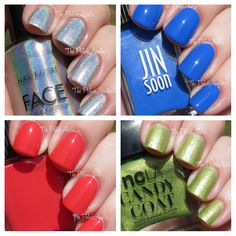 Nailbox SS'14 TrendBox curated by All Lacquered Up via @Jen Karr