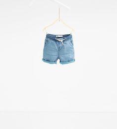 Bermudy jeansowe
