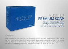 Anti ageing soap with COLLAGEN.. for younger, firmer looking skin!
