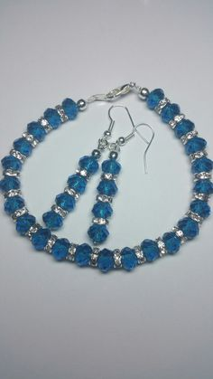 Hey, I found this really awesome Etsy listing at https://www.etsy.com/listing/242376093/cobalt-blue-glass-crystal-silver
