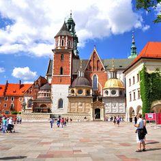 Wawel katedra cathedra Cracow Kraków Krakau Krakow Poland Polska Polonia Краков Польша