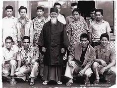 Morihei Ueshiba - rare photos