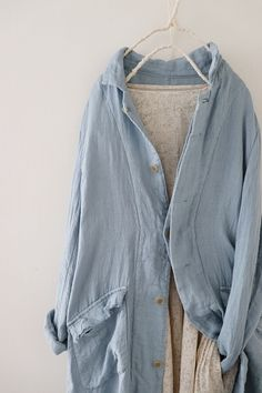 Vlas blomme 거즈린넨코튼 쟈켓 Boho Outfits, Classy Outfits, Pretty Outfits, Casual Outfits, Fashion Outfits, Womens Fashion, Urban Fashion, Unique Fashion, Spring Outfits Women