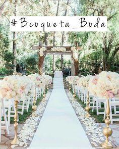 Por supuesto que la semana de bodas no iba a quedarse sin su numeral, es: #Bcoqueta_Boda y todas las imágenes de está semana lo llevaran. Bcoqueta_outfit ♥