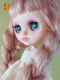 Custom Blythe ☆ ☆ milt Neo Blythe
