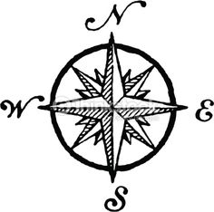 compass hand drawn - Google Search