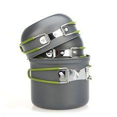 $23.53  & FREE Shipping OneTigris 4pcs Military Mess Kit Cook Set for 2-3 People OneTigris http://www.amazon.com/dp/B00MYS08C6/ref=cm_sw_r_pi_dp_5kfDub1EHACF5