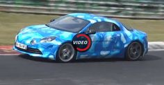New Alpine A110 Proves Sports Cars Don't Need Massive Engines To Be Fast #Alpine #Alpine_A110