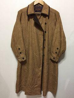 b3083fe7a8 Yves Saint Laurent Yves Saint Lauren corduroy long jacket Size m - Heavy  Coats for Sale