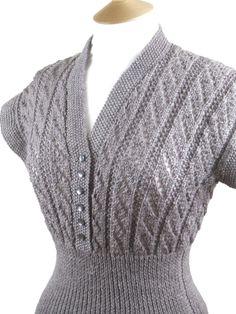 retro knitwear