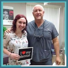 Welcome home from college Rachel!  Time for a dental check-up and looking good!