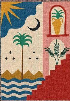 The Broken Column Peinture /à lhuile par Frida Kahlo Reprint on Wood encadr/ée Photo sur toile D/écoration murale 12 x 8inch -18mm depth 30 x 20 cm
