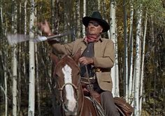 "JOHN WAYNE'S WINCHESTER MODEL 1892 FROM ""TRUE GRIT"""