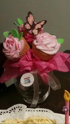 Arreglo de cupcakes para dia de las madres my sweet sweet addiction