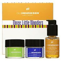 3 Little Wonders Box Set: 1x Truth Serum Collage Booster 30ml/1oz 1x Sheer Transformation Cream 28g/1oz 1x Invigorating Night Gel 28g/1oz Ideal both for personal use