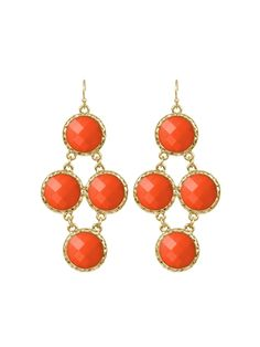 Towne & Reese Eloise Earrings – $35.00 Simply Soles. Mix bold colored jewelry with neutral clothes in our PUT SOME BLING ON IT fashion battle this week! Start with a blank palette and bring the bling when you add pieces that sparkle. Mix costume and fine jewelry with clothing you find on sale to create your dream closet. The TOP 3 closets each week will take home AMEX gift cards! Head to www.BattleShop.co and put some bling on it today.