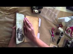 7Gypsies Pin Binding With Marion Smith - YouTube