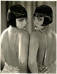 The Sisters G - Eleanor Gutchrlein & Karla Gutchrlein #flappers