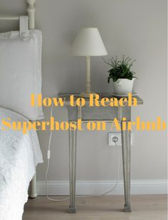How to Reach Superhost on Airbnb Guest Bedroom Decor, Guest Bedrooms, Airbnb Reviews, Guest Room Essentials, Guest Bathroom Remodel, Airbnb Host, Rental Decorating, Vacation Rental Sites, Guest Suite