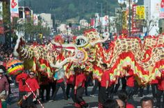 LA Chinese New Year Parade, Jan. 28