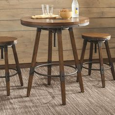 Shop Scott Living Home  182035 Hornell Bar Table at The Mine. Browse our pub tables, all with free shipping and best price guaranteed.