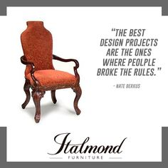 It pays off to #design out the box!  #ItalmondFurniture #CustomFuniture #HomeDesign #SunValley #SFV