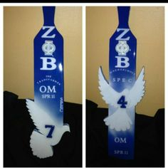 Zeta Phi Beta paddles 7 looking sooo sweeet Sorority Paddles, Sorority Sisters, Sorority Crafts, Sorority And Fraternity, Greek Crafts, Phi Beta Sigma, Hand Made Greeting Cards, Blue And White, Greek Paddles